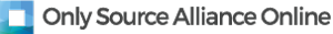 Only Source Alliance Online Logo